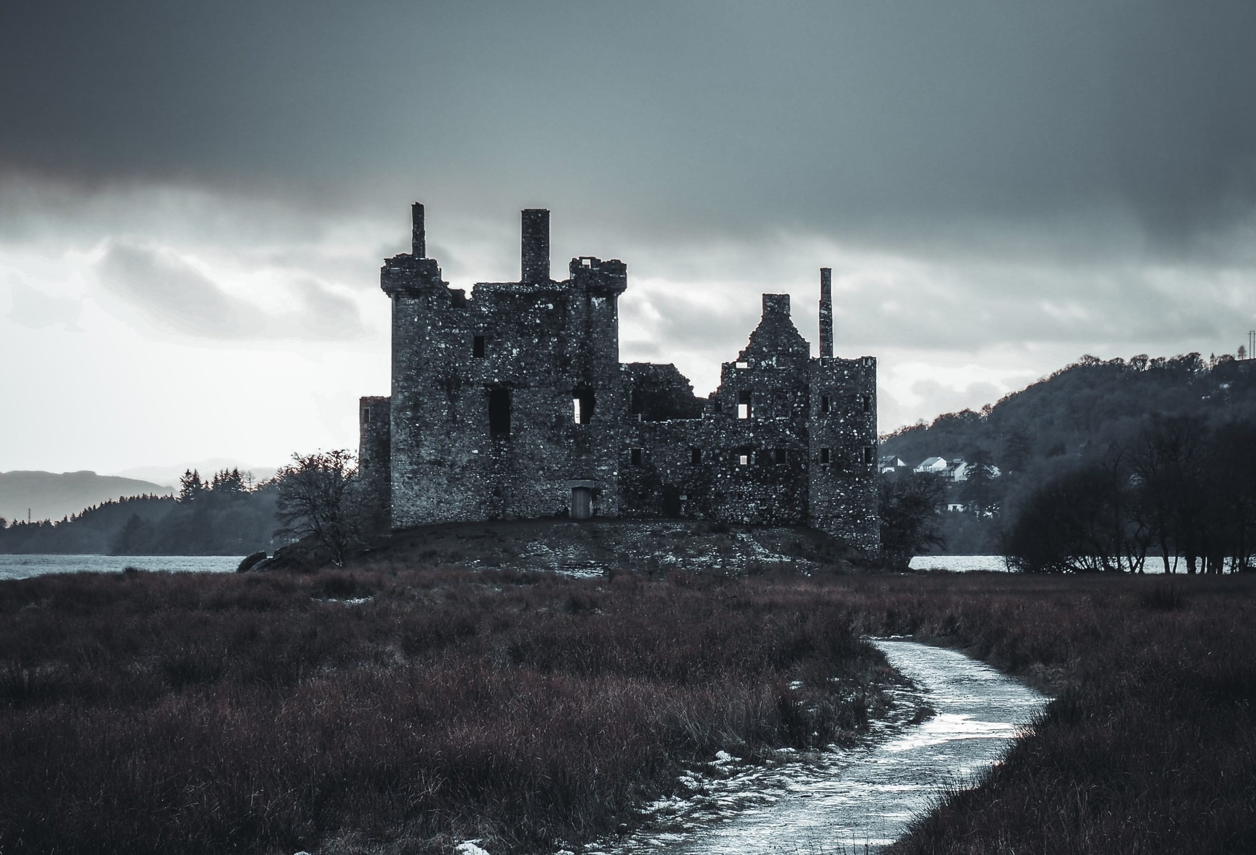 Haunted Castle Travelistia.com