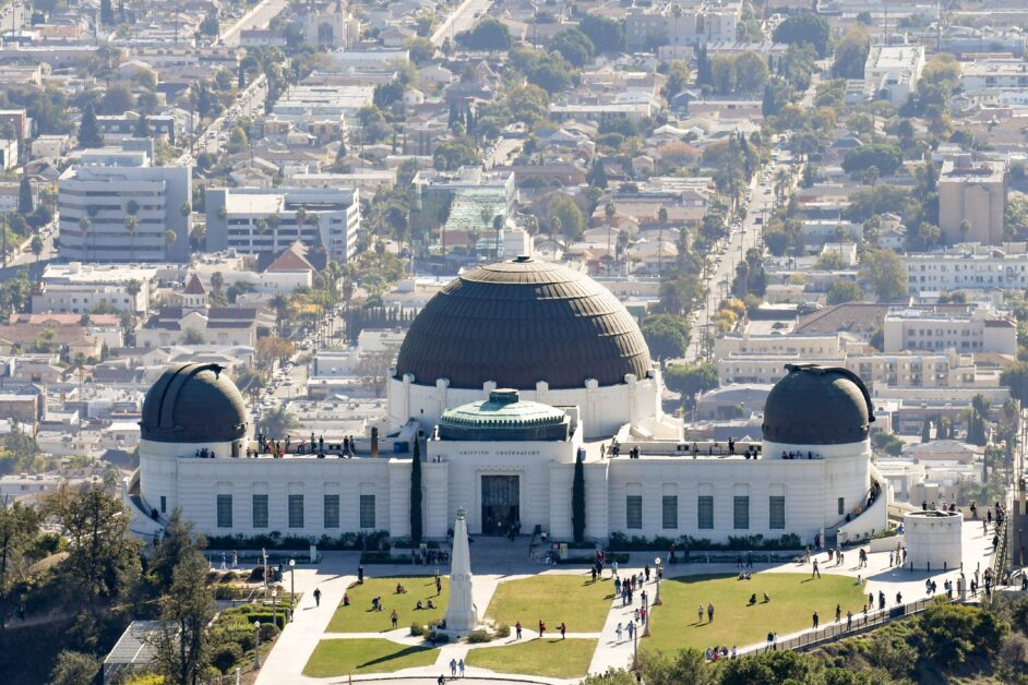 Griffith Observatory-travelistia