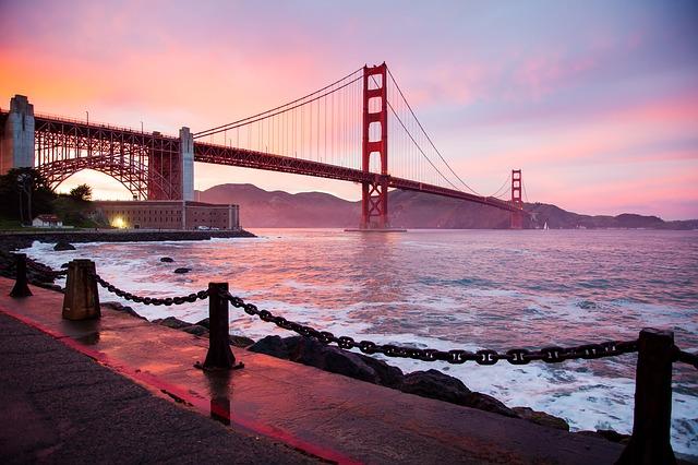 The golden gate bridge-travelistia
