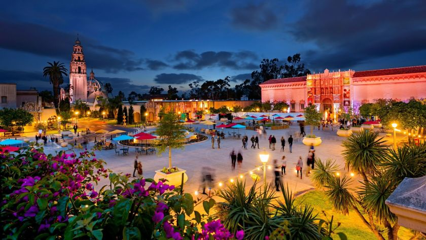 Balboa Park-travelistia