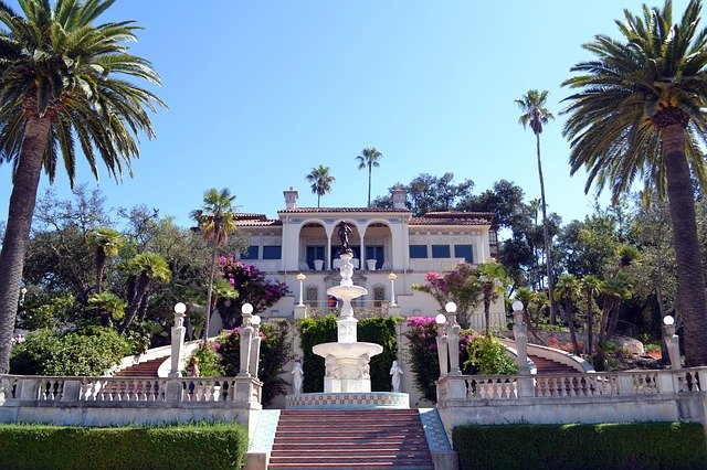 hearst castle travelistia