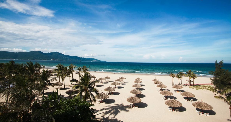 Non Nuoc Beach - Travelistia