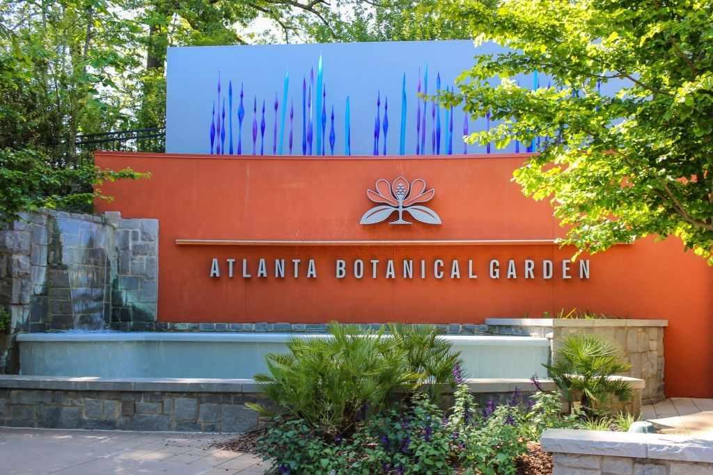 Culture Trip At Atlanta Botanical Garden - Travelistia