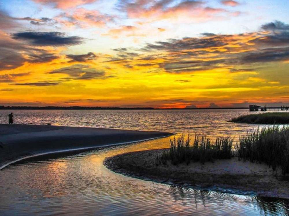 Natural Best Vacation Destinations is Amelia Island