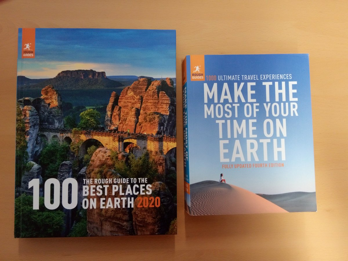 Rough Guides To Get Travel Tips