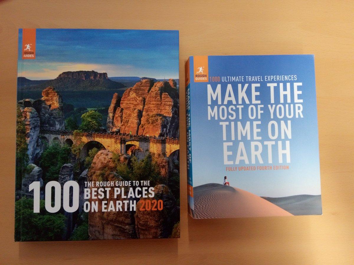 Rough Guides - travelistia