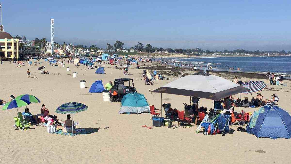 Santa Cruz is One of the Top Vacation Destinations