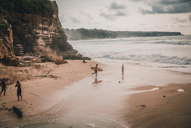 Adventure Travel Surfing in Bali