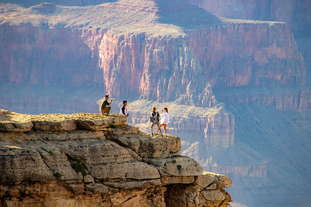 Explore Grand Canyon National Park In Your Family Vacations