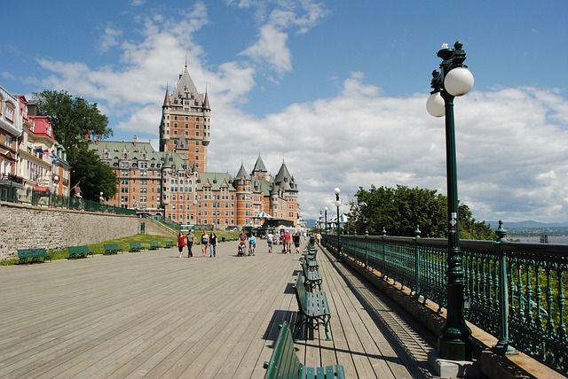 Places to Travel By Yourself in Quebec, Canada