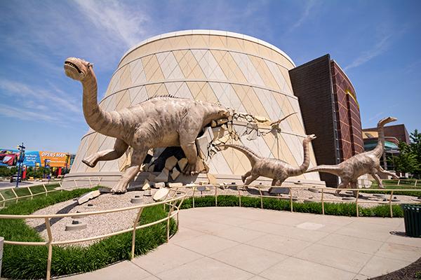 Children's Museum in Indianapolis, Indiana: