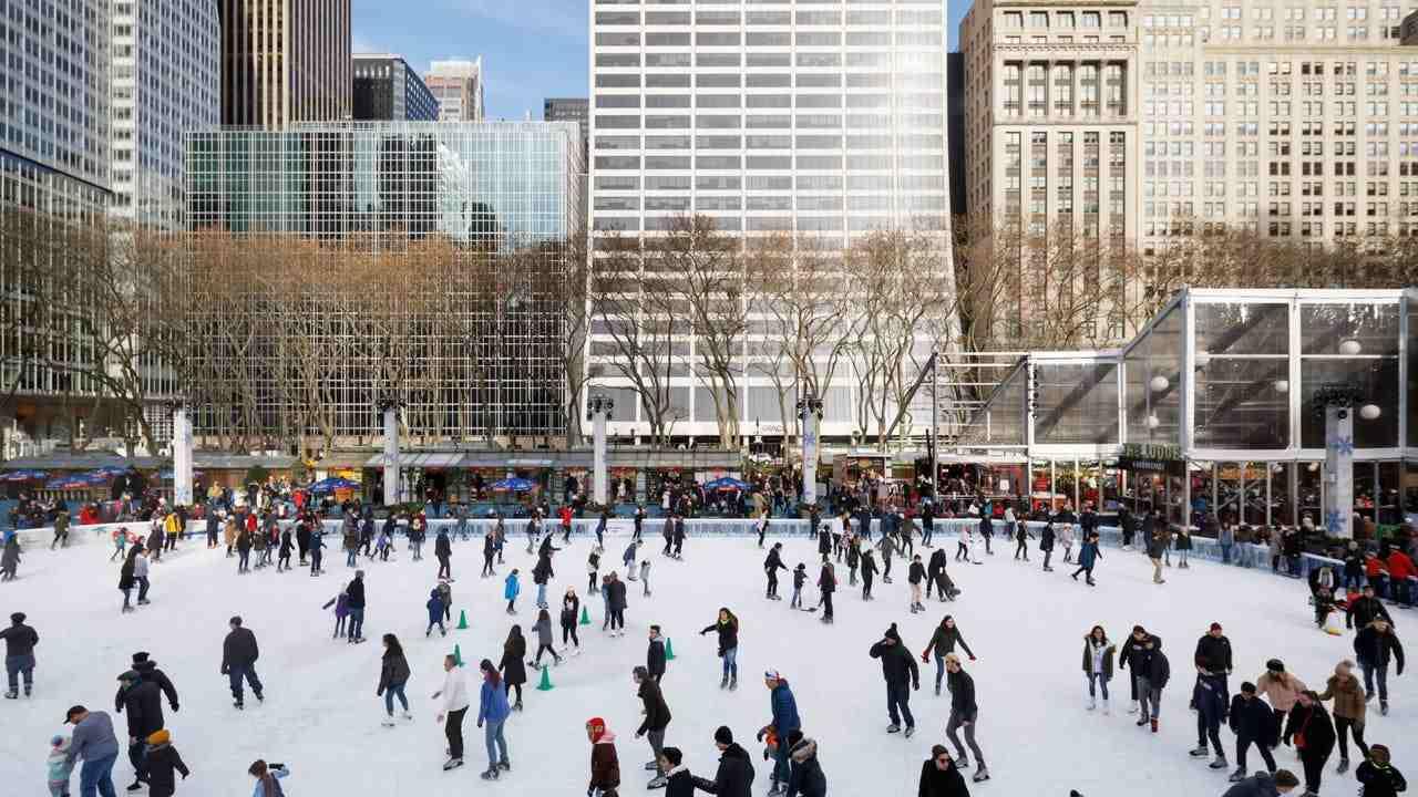 Enjoy amazing time during Bryant Park Winter Village - Travelistia