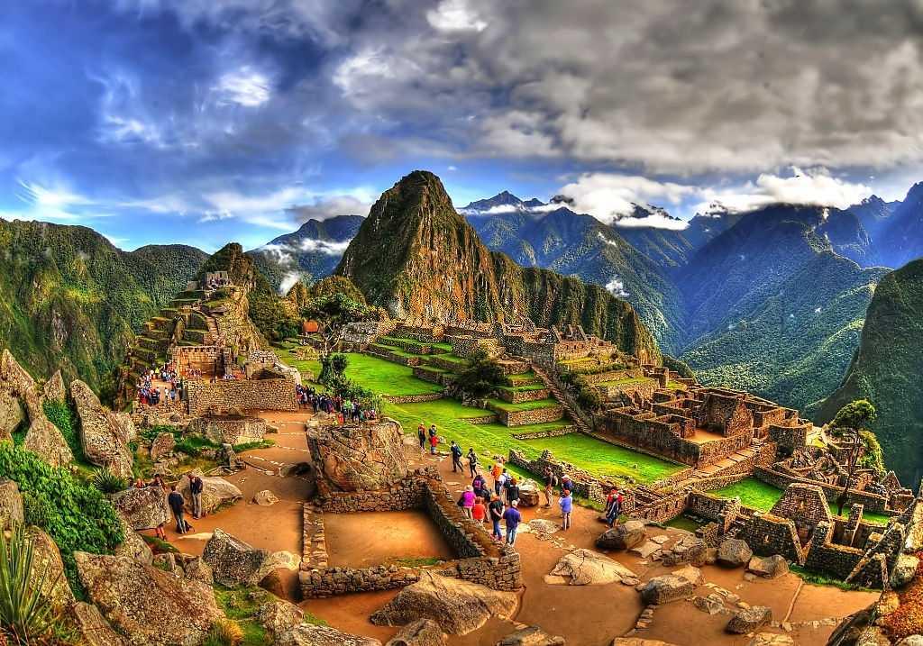 Machu Picchu - travelistia