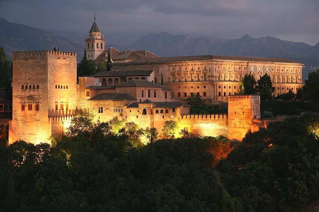 Alhambra - travelistia
