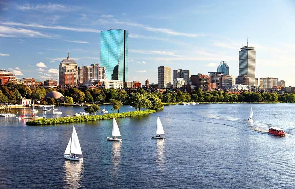 Boston - travelistia