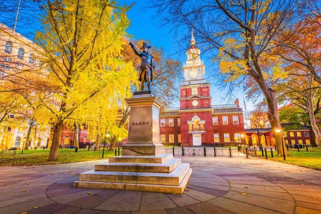 Philadelphia - best places to travel