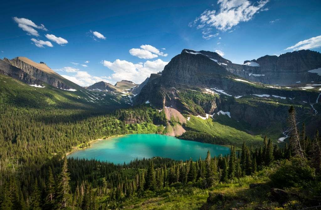 Glacier National Park - Travelistia