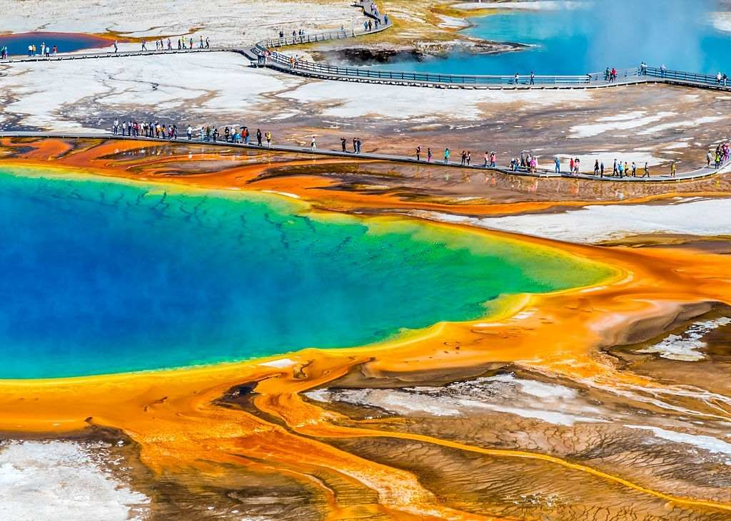 best place to visit in yellowstone national park