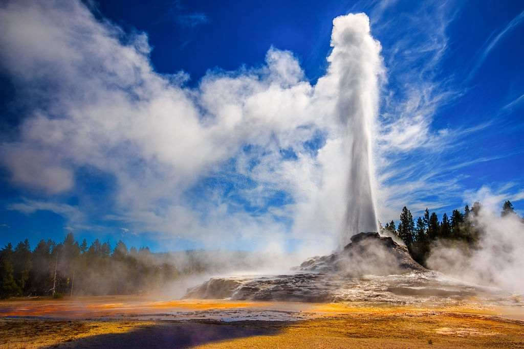 how to go to yellowstone national park with travel guide