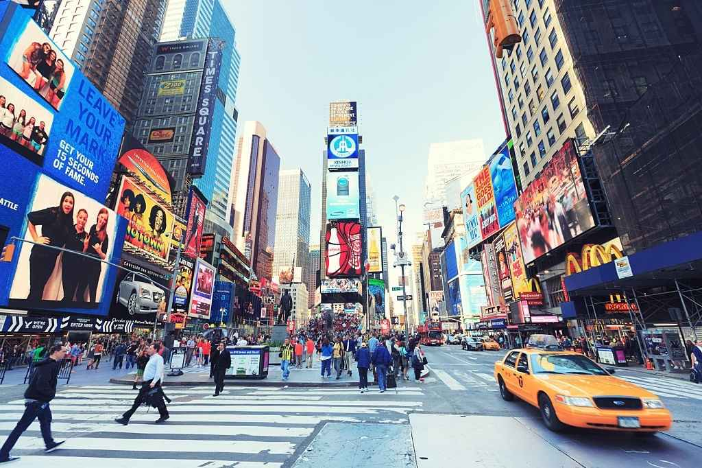 New York is one of the Top Vacation Spot in the World