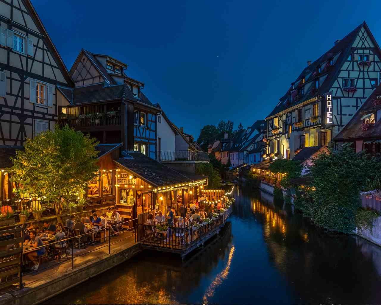 Consider Top Travel Destination Colmar, France