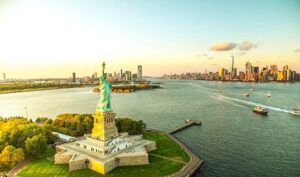 Top-rated Popular Vacation Destinations in North America