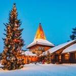 Santa Claus Village to visit in Winter