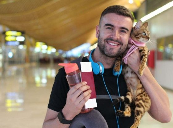 How to Travel with a Cats
